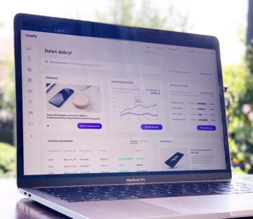 Pulpit główny SALY platforma b2b e-commerce