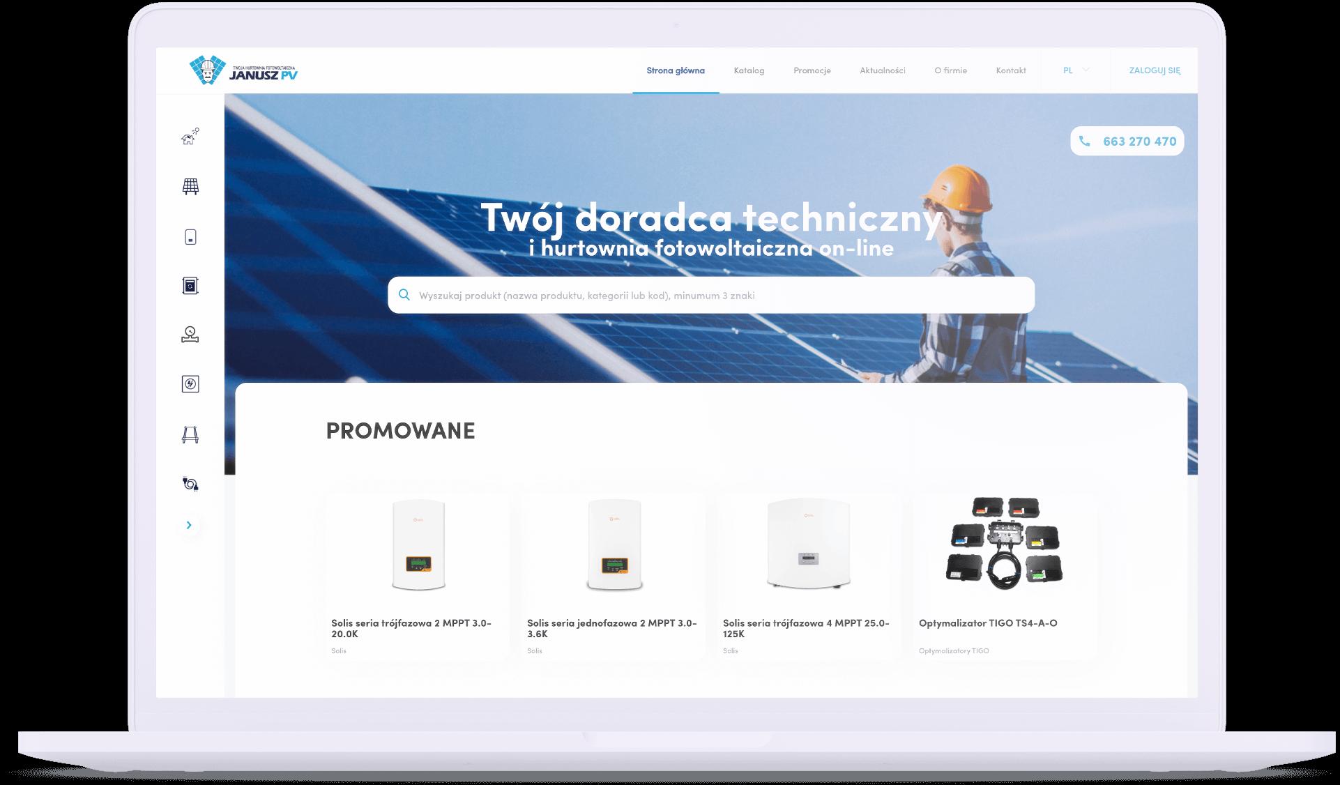Platforma B2B budująca wizerunek silnej marki i automatyzująca pracę handlowców