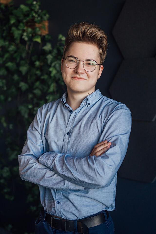 MateuszJunior front-end developer