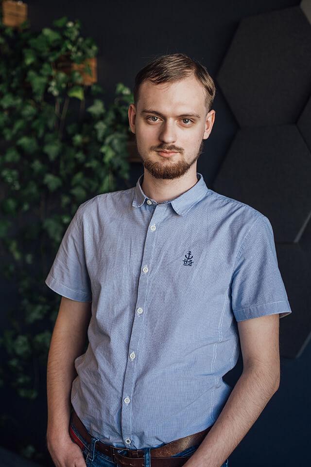 PatrykJunior full-stack developer