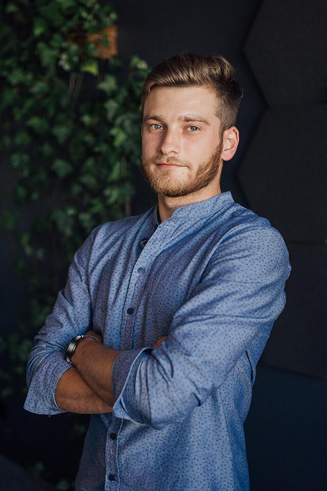 MateuszBack-end developer