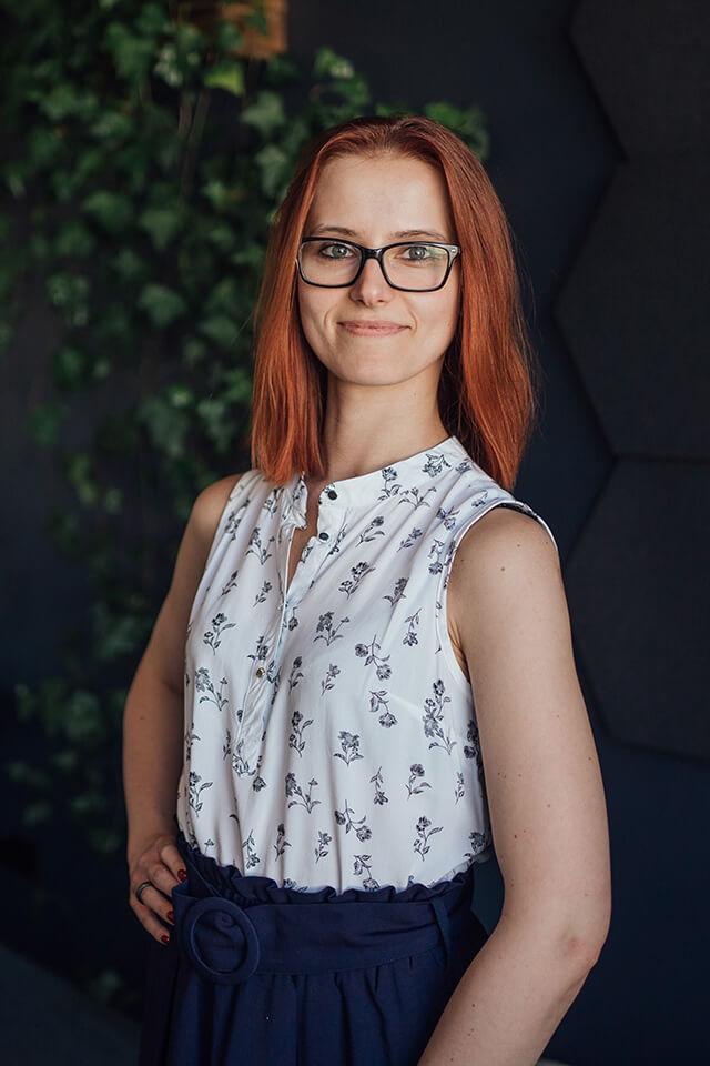 KarolinaPHP developer