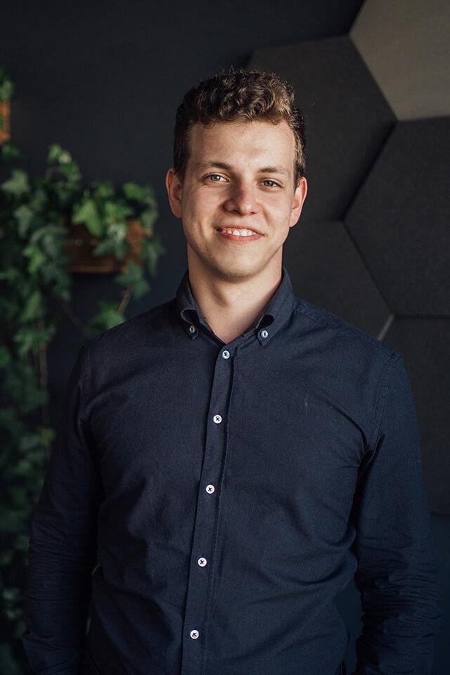 MichałJunior full-stack developer