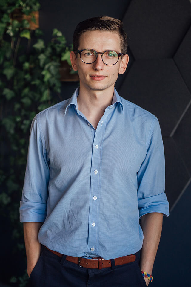 GrzegorzIT project manager