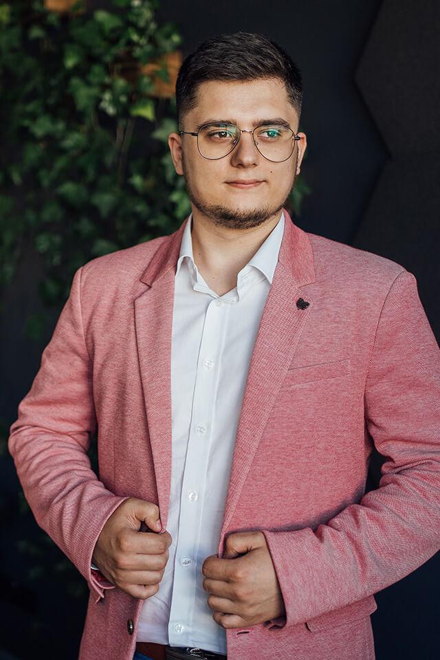 RafałFull-stack developer, Team leader