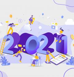 sprzedaż B2B online w 2021
